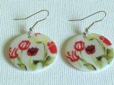 Tulip Shell Earrings